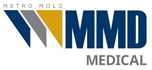 Metro Mold & Design Medical Logo